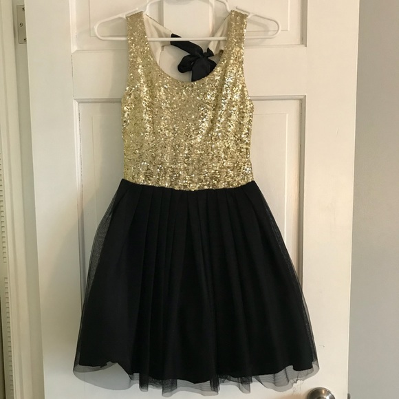 06ebb94892b B. Darlin Dresses   Skirts - Macy s Sequin Pleated A-Line Dress